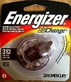 Energizer Hörgeräte Batterie 312 Zink Luft