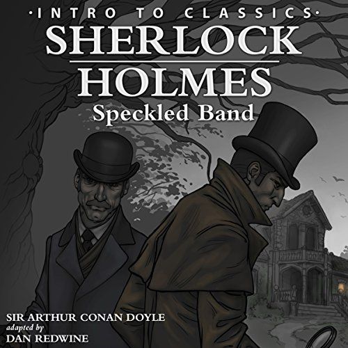 Sherlock Holmes - Speckled Band audiobook cover art