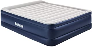 Bestway 61cm Air Mattress beds for Camping with Pump-Queen