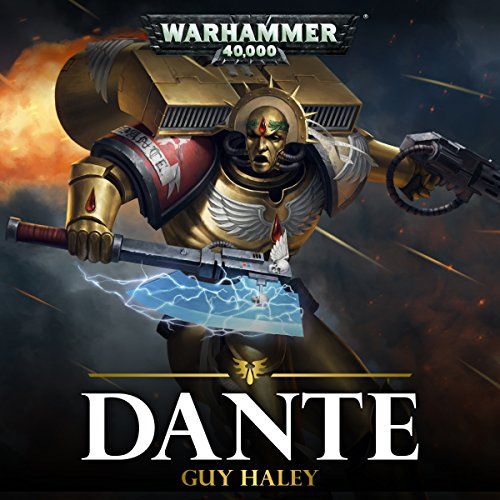 Dante audiobook cover art