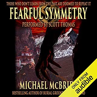 Fearful Symmetry audiobook cover art