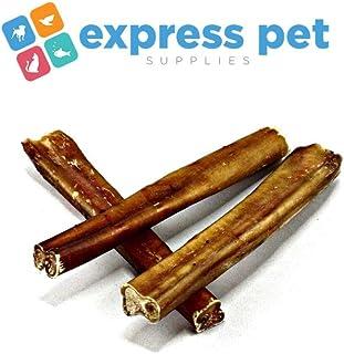 Bonya Smile Nervio Pene de Toro seco Pieza Buey 12sm 10psc  Dog Gift surprice Pizzle stix