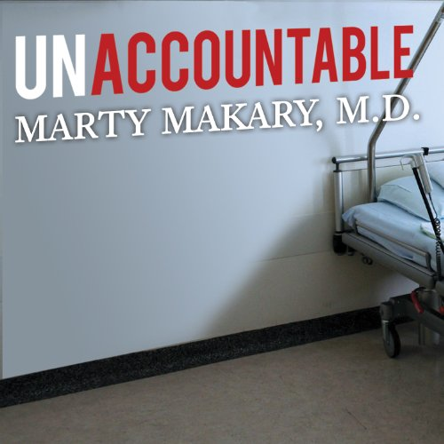 Unaccountable audiobook cover art