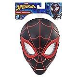 Marvel Spider-Man Miles Morales Hero Máscara para niños a partir de 5 años...