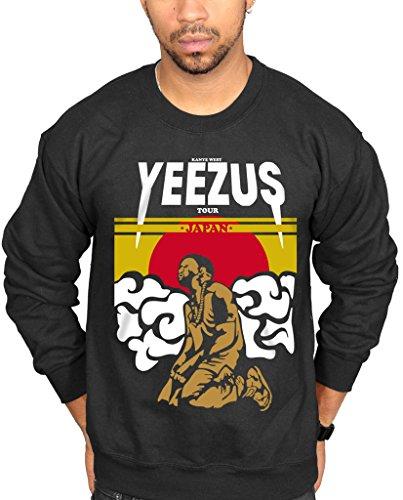 Ulterior Clothing Yeezus Japan Tour Sweatshirt