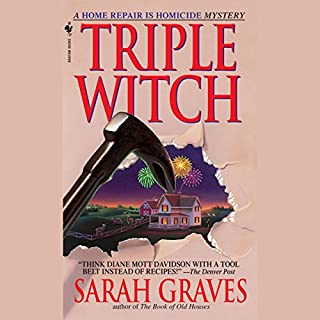 Triple Witch audiobook cover art