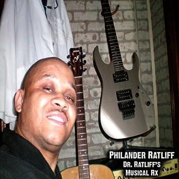 Dr. Ratliff's Musical Rx