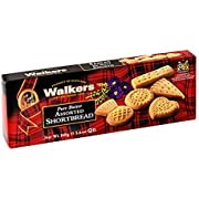 Walkers Shortbread Assorted Shortbread Cookies, 5.6 Ounce Box