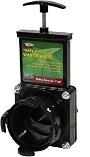 Valterra Black T58 Twist-On شیر ضایعات