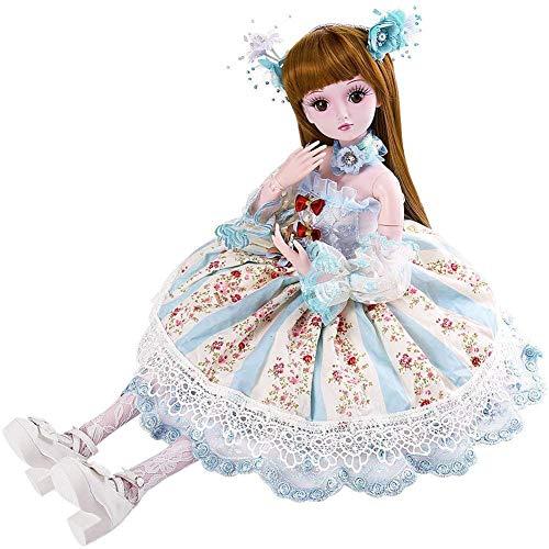 Reborn Baby doll 60cm / 23,6 Zoll, kann modifiziert Werden/Kleid, Geburtstag