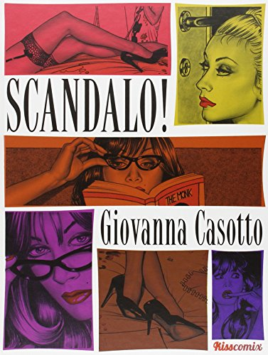 Scandalo (Kiss comix)