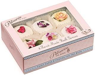 Patisserie de Bain Fancies Gift Box - Pack of 6 Gift Set by Patisserie de Bain