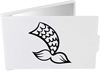 'Mermaid Tail' Compact / Travel / Pocket Makeup Mirror (CM00024222)