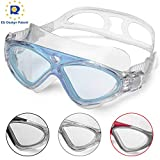 Winline Gafas de Natación Profesional Anti Niebla Hermético Ajustable Gafas de...