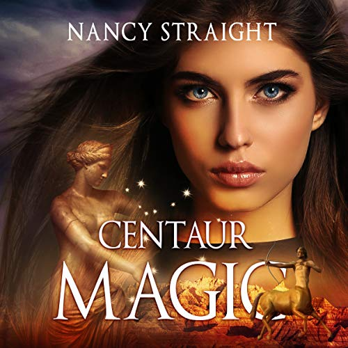 Centaur Magic Audiobook By Nancy Straight cover art