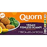 Quorn Langostinos sin pescado (Fishless Scampi) 200g | Vegetariano | sin carne (Pack de 4)