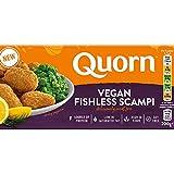 Quorn Langostinos sin pescado (Fishless Scampi) 200g | Vegetariano | sin carne (Pack de 2)
