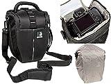 Bolsa de Funda BODYGUARD Colt L Bolso de cámara con Protector de Lluvia Pra Todas Las...