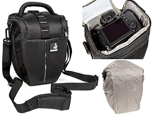 Bodyguard Colt L Colttasche Kameratasche mit Regenhülle für alle DSLR Kameras mit Objektiv bis 22cm