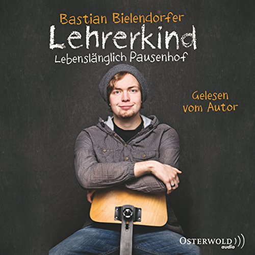 Lehrerkind audiobook cover art
