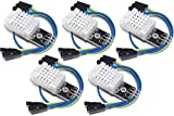 5pcs dht22 / am2302 temperature and humidity sensor for arduino and raspberry pi