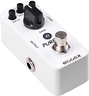 Mooer Pure Boost–Boost Pedal para guitarra eléctrica
