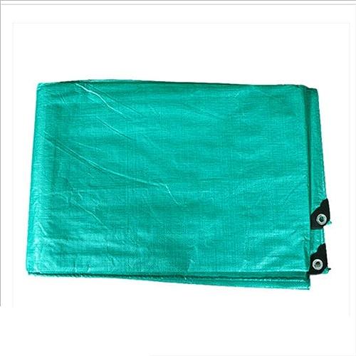 Bache YNN Revêtement de Sol de imperméable Vert Solide 180g   m étanche (Taille   6  12M)