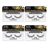 Ardell False Eye Lashes Self-Adhesive 110S 4 pack