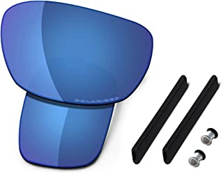 Saucer Premium Replacement Lenses & Rubber Kits for Oakley Jawbone Racing Jacket