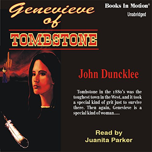 Genevieve of Tombstone cover art