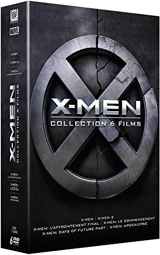 X-Men - L'intégrale : la Prélogie + la Trilogie