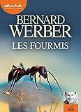 Les Fourmis - Livre audio 1CD MP3 - Audiolib - 10/06/2015