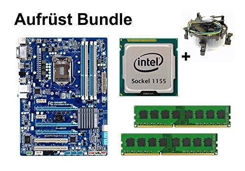 Aufrüst Bundle - Gigabyte Z68A-D3H-B3 + Intel Core i5-3450 + 16GB RAM
