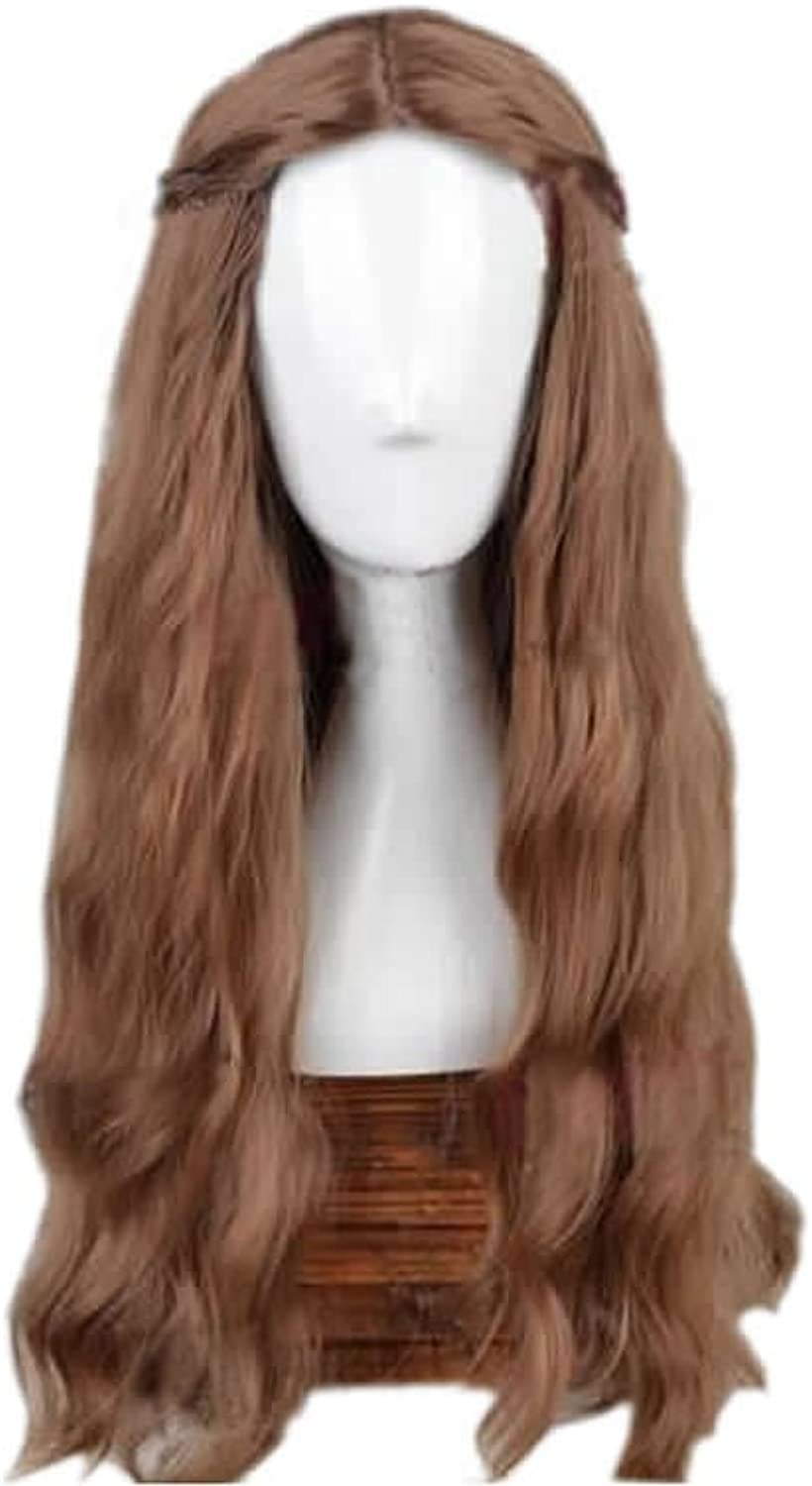 Xoser Game Cosplay of Thrones Margaery Tyrell Long Wave High Level Wig