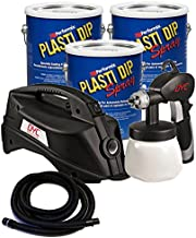 Bundle - 4 Pieces - Plasti Dip 3 Gallon Basic Car Kit - Gunmetal Gray (No California)