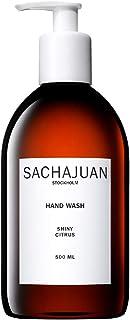 Sachajuan Hand Wash Shiny Citrus for Unisex 16.9 oz Hand Wash, 500 ml