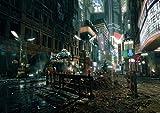 Poster Blade Runner Cyber Street Rue