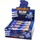 Grenade Reload High Protein Energy Oat Bar x 12 Bars - Blueberry Muffin