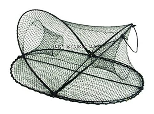 "GGCG 32"" x 20"" x 12"" Collapsible Crawfish/Crab Trap"