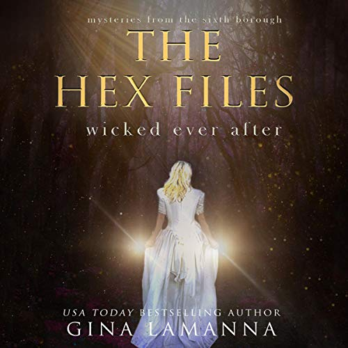 The Hex Files: Wicked Ever After cover art