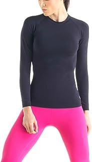 T- Shirt Lupo Feminina Térmica I-Max Manga Longa (Adulto)