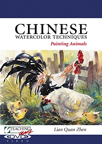 Teaching Art - Chinese Watercolor Techniques: Painting Animals