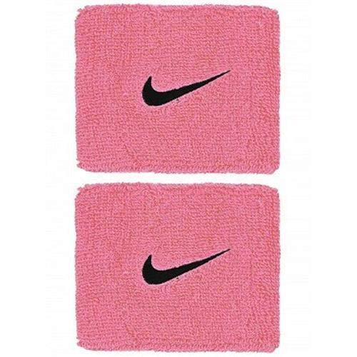Nike Youth opaska na nadgarstek, uniseks, różowa gaze/Oil Grey, One Size
