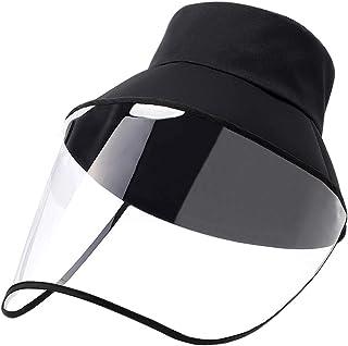 Homealexa Sombrero de Protección, Gorra Anti-UV, Anti-Polvo