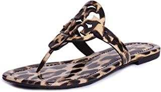 45885076d358 Amazon.com  Brown - Flip-Flops   Sandals  Clothing