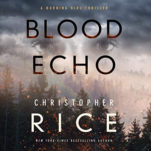 Blood Echo audiobook cover art