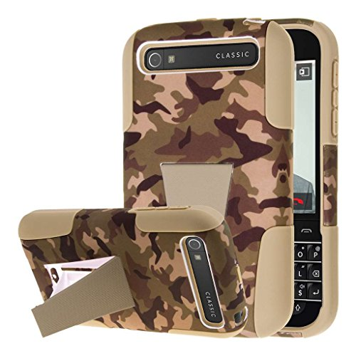 Empire BlackBerry Classic (Q20) Phone Hülle Tasche Hülle, MPERO Impact X Series Kickstand Hülle Tasche Hülle - Hunter Camo