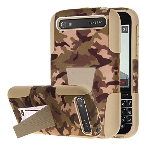 Empire BlackBerry Classic (Q20) Phone Hülle Tasche Hülle, MPERO Impact X Series Kickstand Hülle Tasche Hülle - Hunter Camo