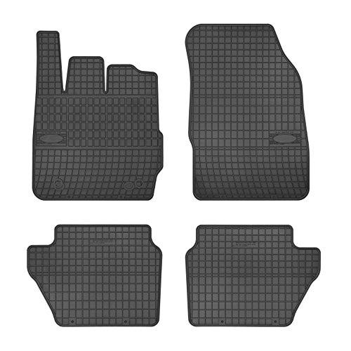 Frogum Gummimatten Autofußmatten Fußmatten exakter Passform 4-teilig FO-0306