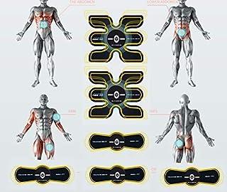 EMS筋トレ フィットネスマシン 筋肉刺激 腹筋-腕部-太もも-臀部 正規品 男女兼用